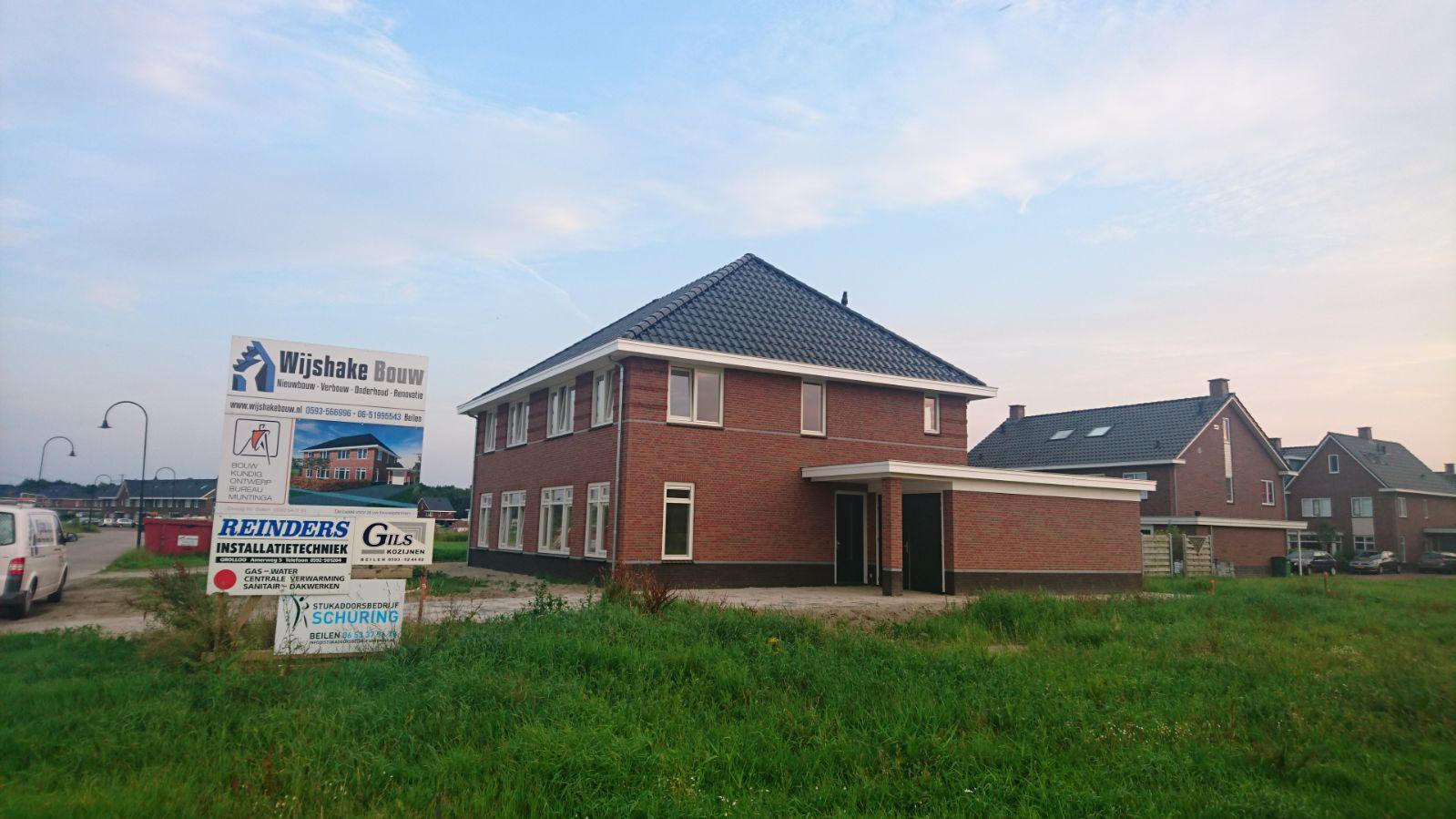 Projectbouw (concept) Walstro 2-4 Beilen