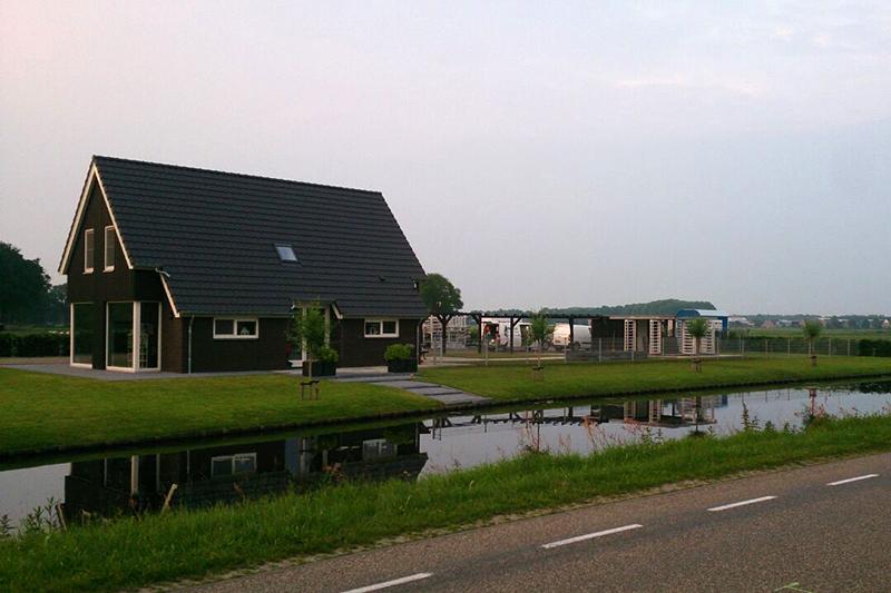 Nieuwbouw Beilervaart + Terrasoverkapping