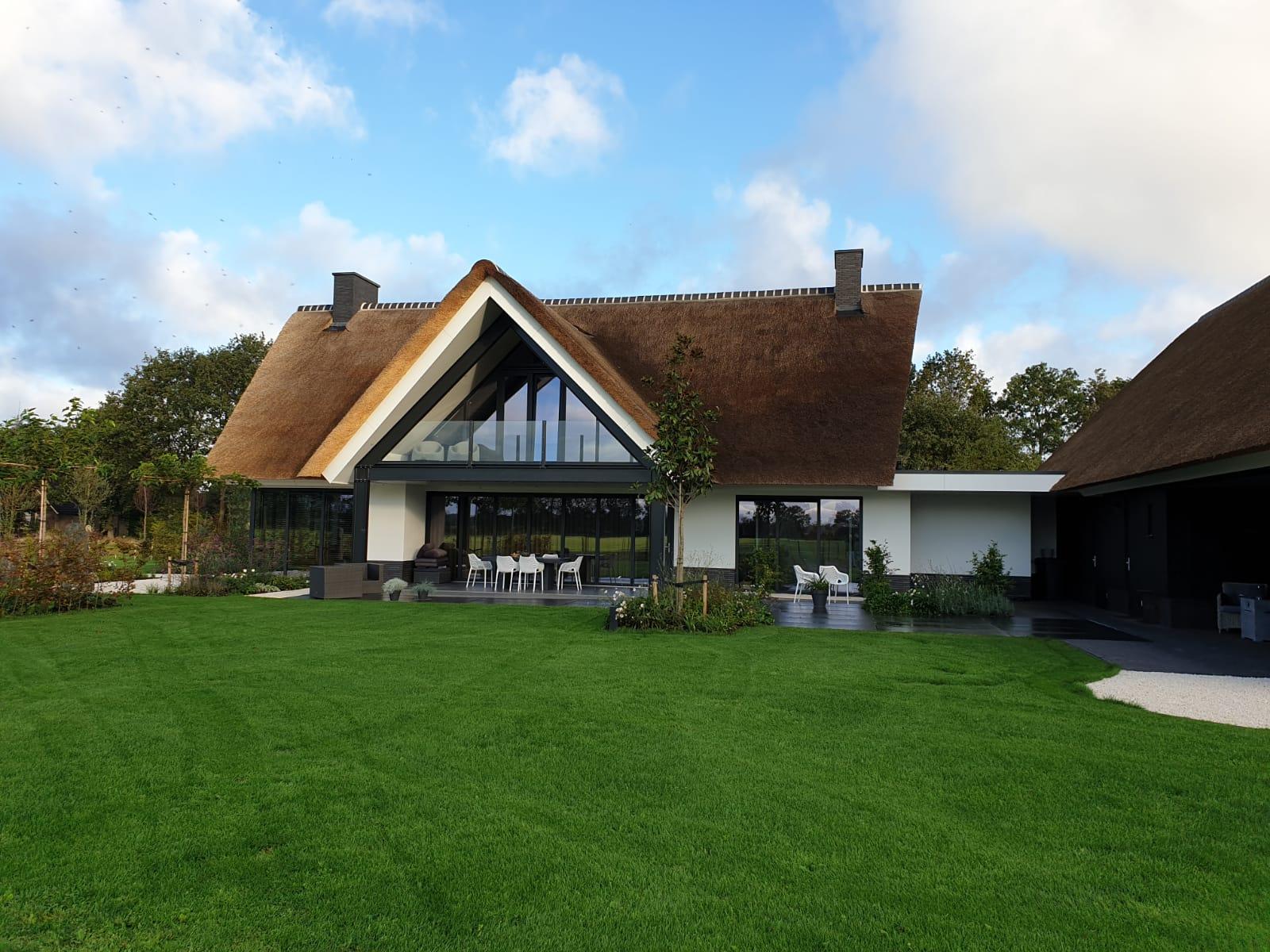 Villa aan de Beilervaart Beilen