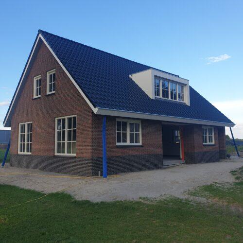 Vrijstaande woning Nieuwe Es Wijster