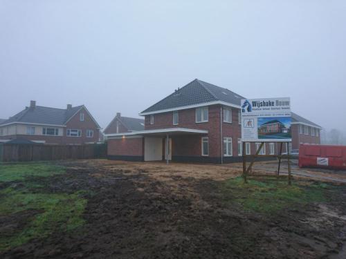 Walstro projectbouw woning Beilen Wijshakebouw