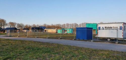 Start bouw Lievingerveld nr. 5 Wijhake Bouw b.v.